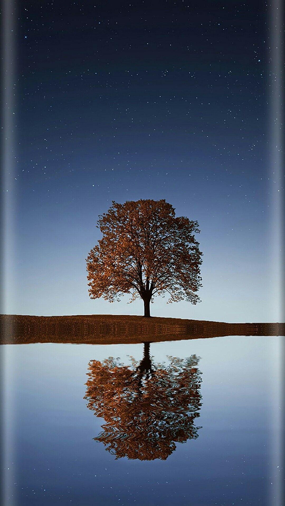 Samsung Iphone Edge Phone Telefon 3d Wallpaper Landscape Photos Photo Pictures