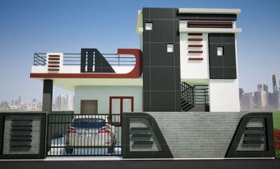 Exterior Wall Design Modern House Front Facade Design Ideas 2019 Exterior Wall Design M House Front Design Single Floor House Design House Front Wall Design