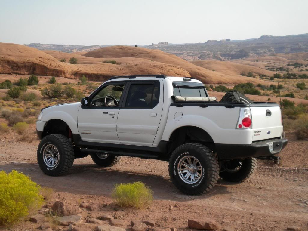 Lifted Sport Tracs Picture Thread! Page 2 Ford