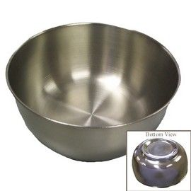 Large Stainless Steel Bowl for Sunbeam & Oster Mixers Sunbeam Mixer Bowls - Stand Mixer Accessories - By Oster #LSB - 744539014342 at Goodman's Small Appliances Housewares and Parts