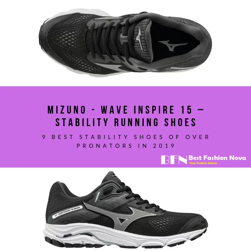 mizuno stability running shoes