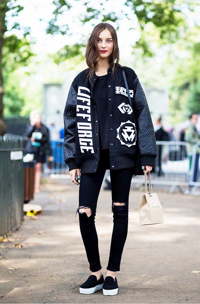 And the Most Photographed Jeans of the Season Are | Outfit ...
