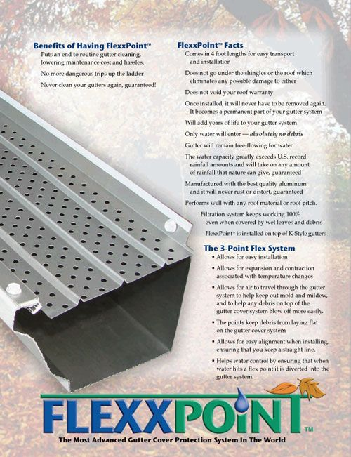 Pin By Flexxpoint Gutter Cover Llc On Home Improvement Diy