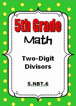 This Resource Has Step By Step Instructions On Division With 2 Digit