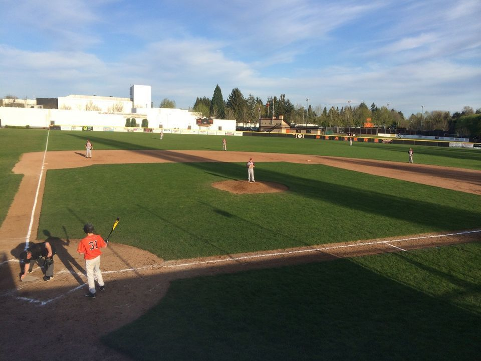 Oregon High School Baseball Fields High School Baseball Baseball Field High School