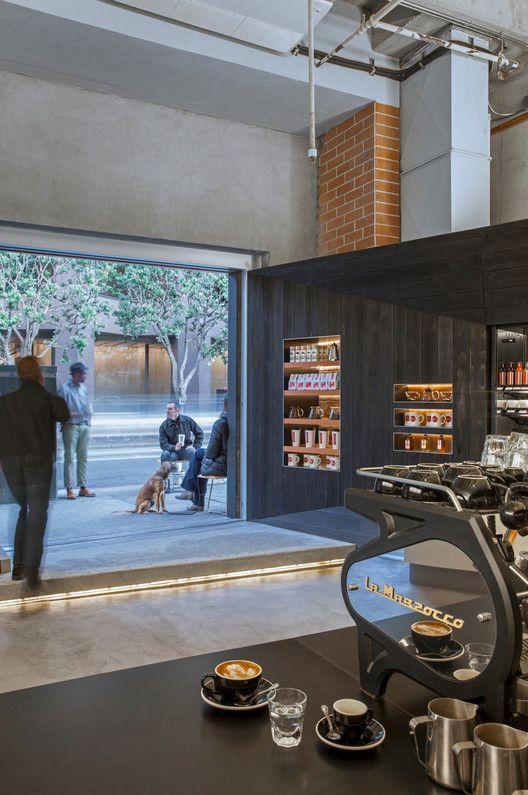 Gallery of Coffee Bar Kearny / jones | haydu - 14