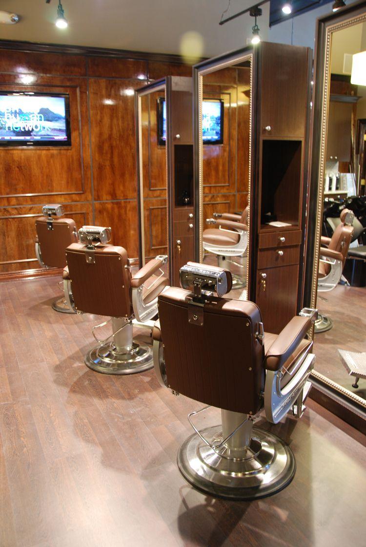 Men S Grooming In Style The Hoboken Man Barbershop Design
