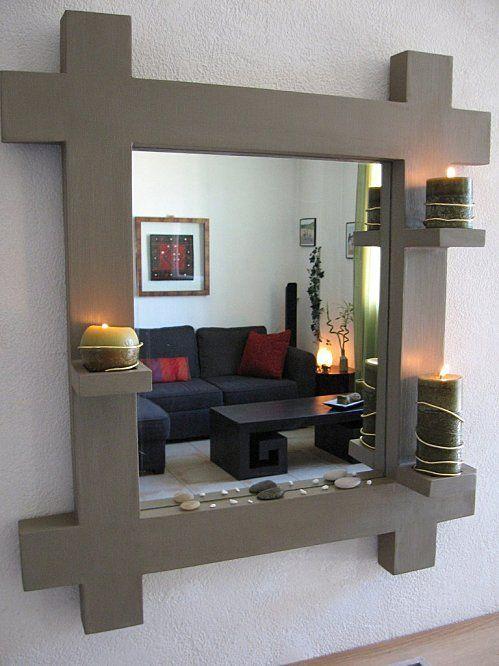 Miroir En Carton Termine Le Choix De La Deco Meuble En Carton Mobilier En Carton Mobilier De Salon