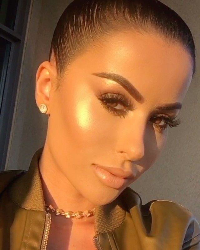 IG: amrezy  LIT  | #makeup