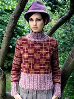 Louisa Harding Knitting Patterns Little Cake