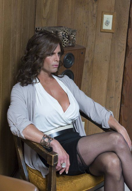 Walton Goggins In Sons Of Anarchy As Venus Van Dam He Nailed