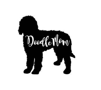 Personalized Dog Gifts for Her Golden Doodle Mom Goldendoodle Tote Bag Golden Doodle Gift