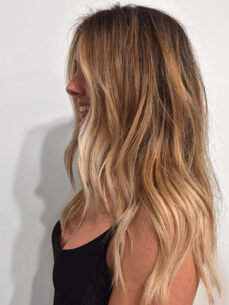 The Most Flattering Hair Colors For Warm Skin Tones Hair Color For Warm Skin Tones Skin Tone Hair Color Hair Inspiration Color
