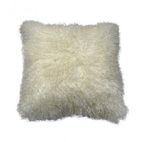 Square Mongolia Cushion