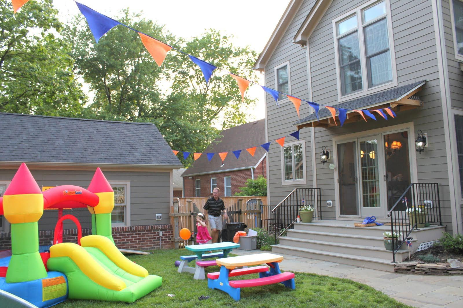 outdoor birthday party ideas for toddlers birthday party
