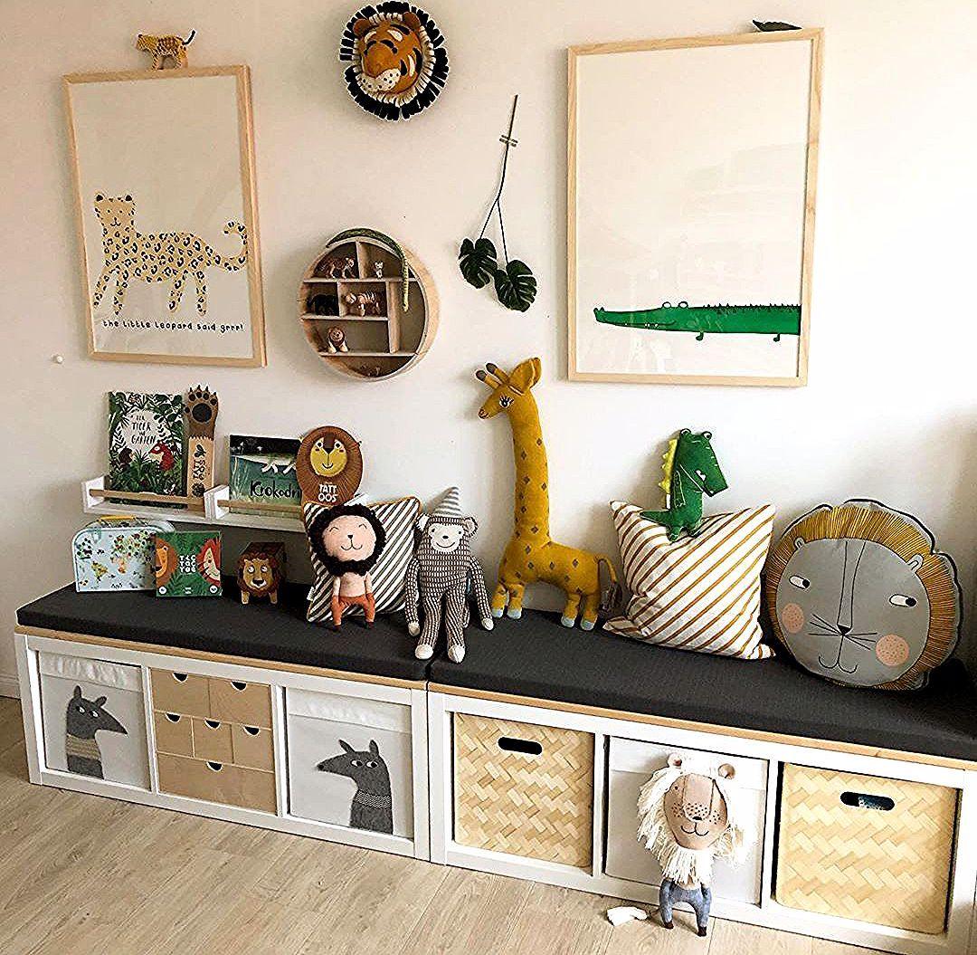 Werbung Habt Ihr Ein Schones Wochenende Gehabt Unseres Ist Wieder Viel Zu Schnell Umgegan In 2020 Boy Toddler Bedroom Kids Room Design Kid Room Decor