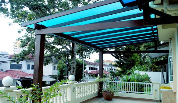 roof top designs in malaysia - Google Search | Pergola ...