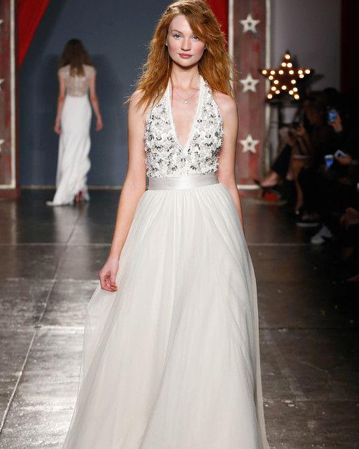 Jenny Packham Spring 2018 Wedding Dress Collection | Martha Stewart ...