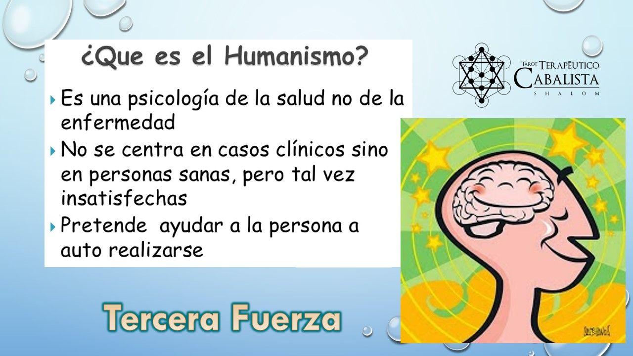 Tercera Fuerza De La Psicologia La Psicologia Humanista Es Una Revolucion Cultural Que Obedece A Una Epoca D Psicologia Humanista Tarot Terapeutico Psicologia
