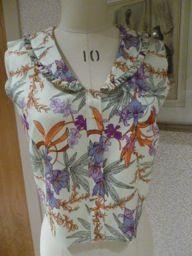 Clara Dress Sew Along Week 3   Collar & Construction