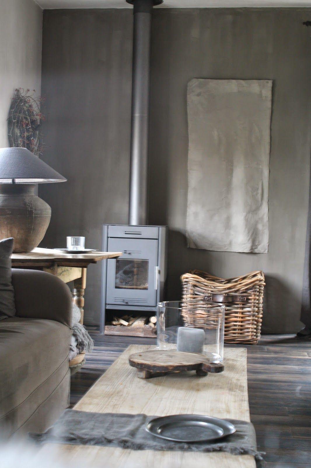 Landelijk interieur en stijl meiling interieur decoratie - Decoratie van het interieur woonkamer ...