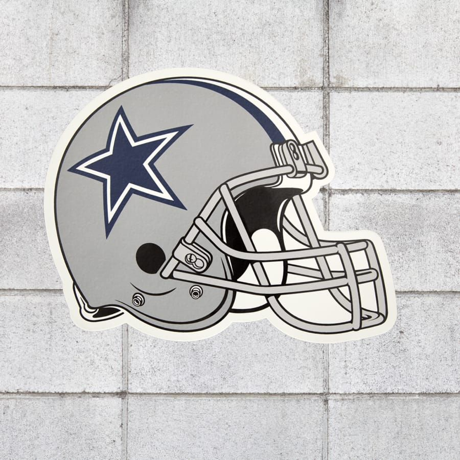 Dallas Cowboys Helmet XLarge Officially Licensed