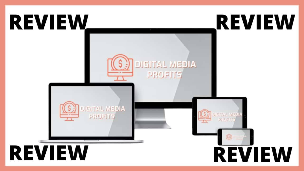 Digital Media Profits Review Does Digital Media Profits Works Digital Media Digital What Is Digital
