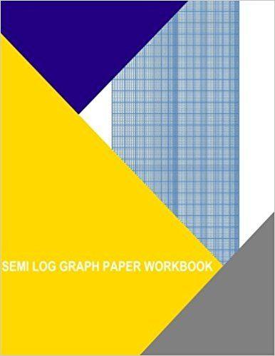 Semi Log Graph Paper Workbook 1 Decade By 30 Divisions Thor - semilog graph paper
