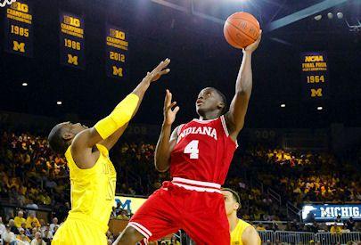 Indiana Hoosiers Basketball: Peegs.com