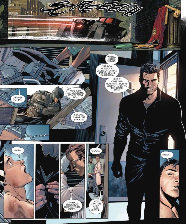 Pin By Saint Pepsi On Tim Drake Dc Comics Batman Family