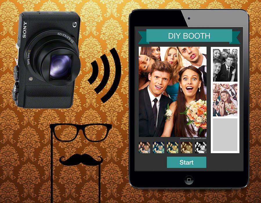 Turn every ipad into a perfect photo booth the app uses your turn every ipad into a perfect photo booth the app uses your front cam or prom ideasphoto solutioingenieria Choice Image