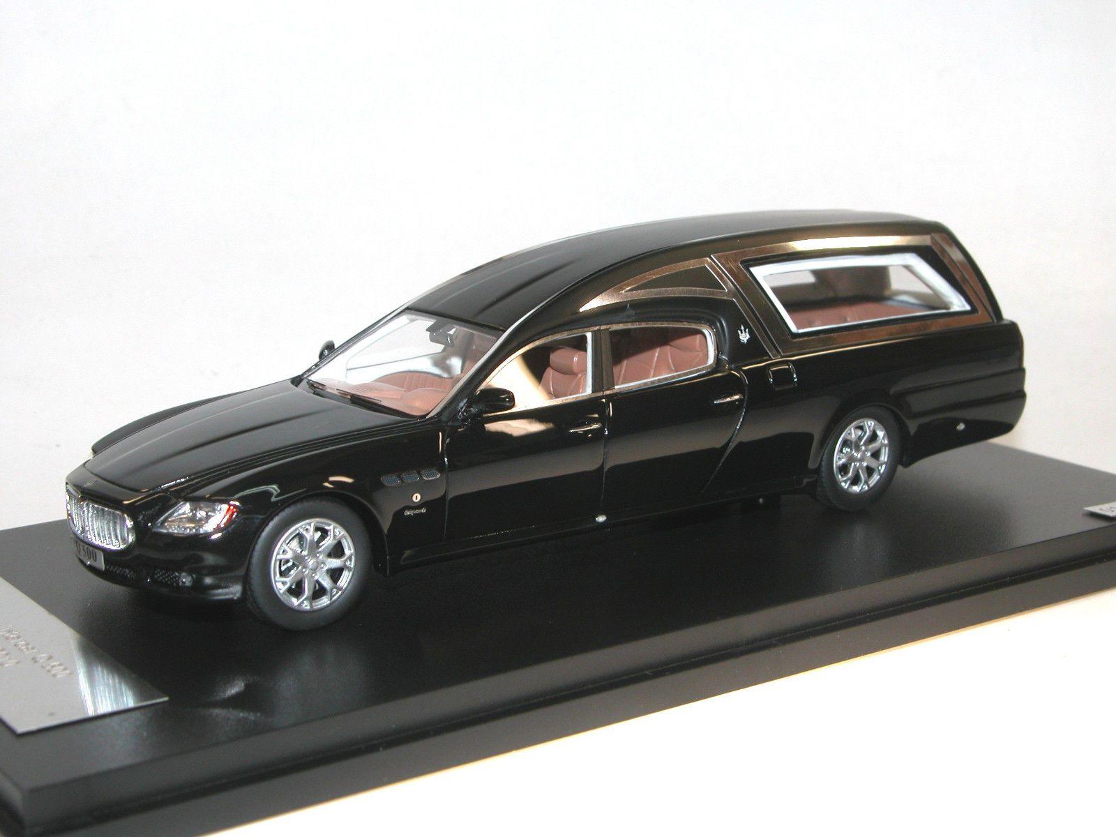 Glm 217001 2010 Intercar Q 500 Maserati Quattroporte Hearse