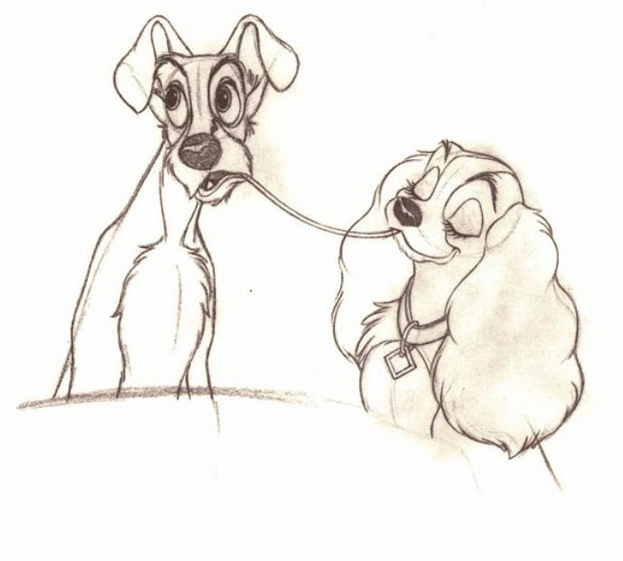 Scurviesdisneyblog Disney Art Disney Sketches Cartoon Drawings