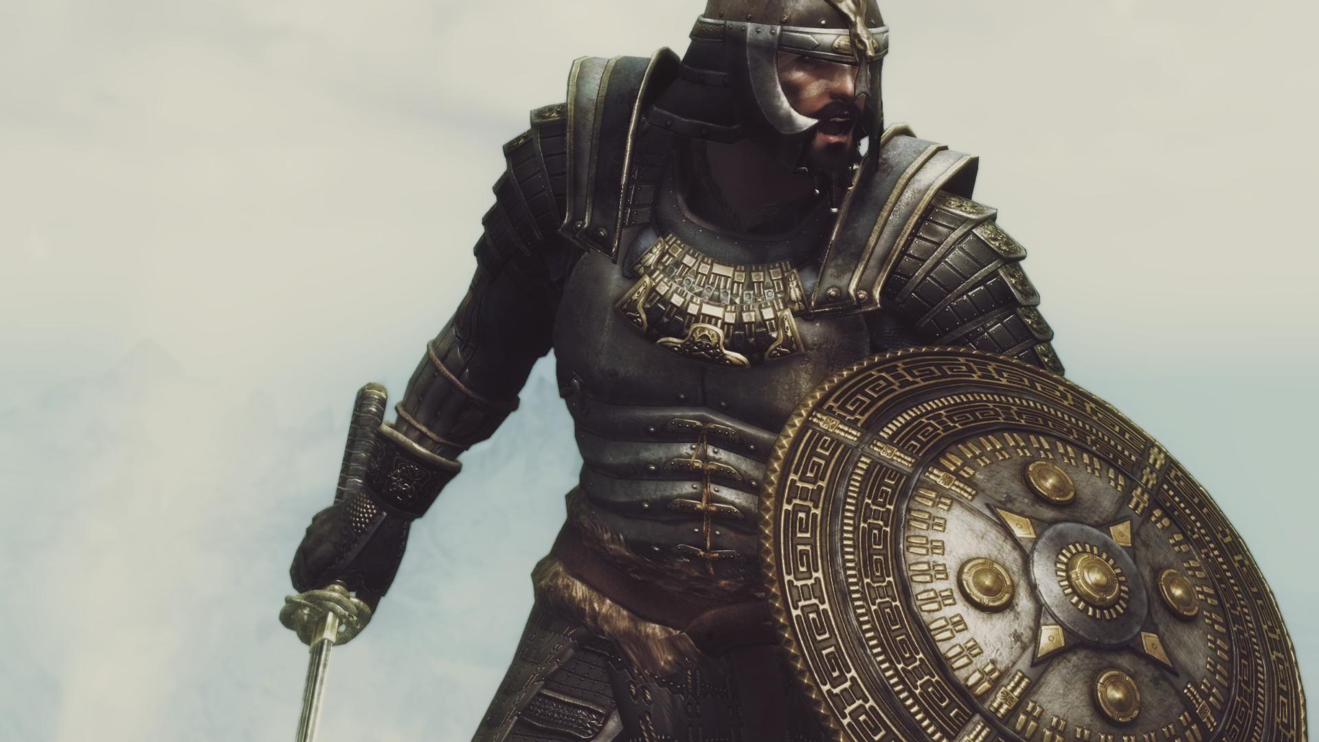aMidianBorn Blades Armor at Skyrim Nexus - mods and community