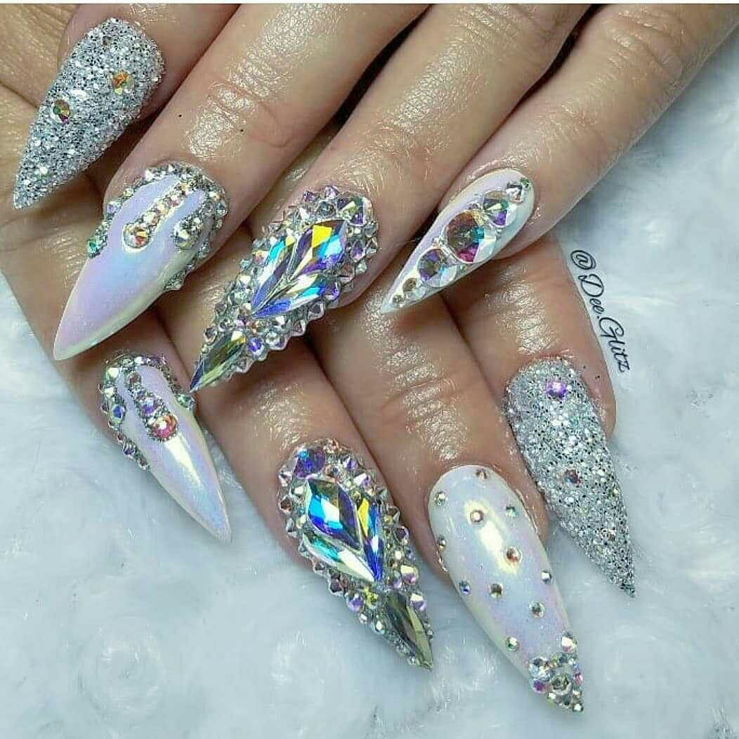 Pin by 🖤D33🥀 on Claws | Pinterest | Nail nail, Manicure and Nails ...