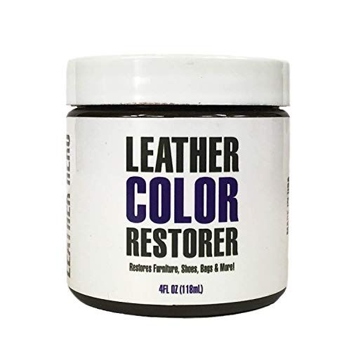 Leather Hero Leather Color Restorer  Applicator Refinish Repair Renew Leather  Vinyl   Handbags  Wallets  Sunglasses