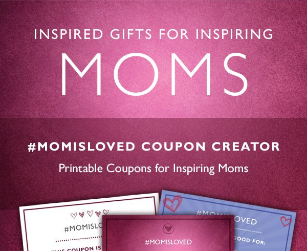 free printable coupon book for mother s day print pre made coupons