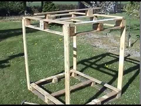Que Faire En Avril Au Jardin Fabriquer Une Mini Serre Avec 2
