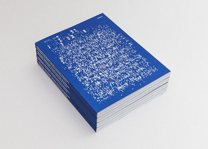 HOLO – Emerging trajectories in art, science, and technology | Slanted - Typo Weblog und Magazin
