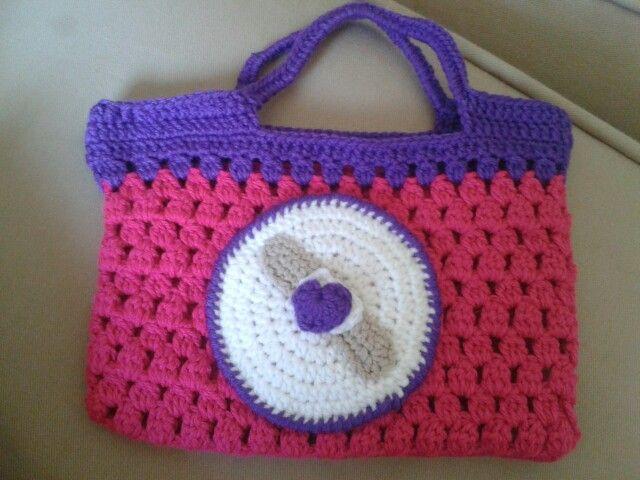 Doc mcstuffins crochet bag | Rose Juliette | Pinterest | Juguetes ...
