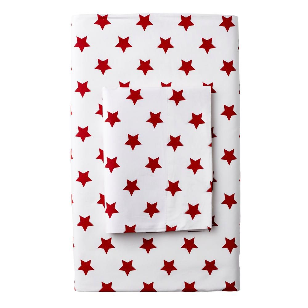 Company kids by the company store stars classic red