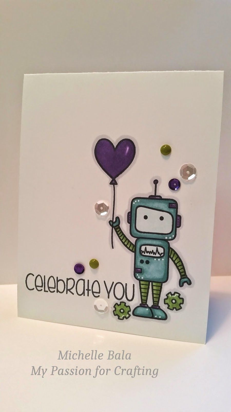 My Passion for Crafting: Celebrate You...One of a Kind