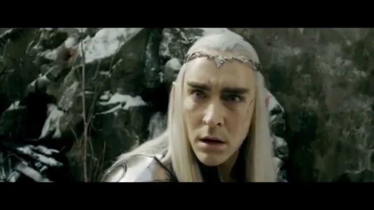 The Hobbit: The Battle of the Five Armies - Gandalf's Moving Speech To T...
