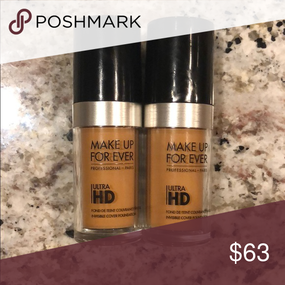 makeup forever ultra hd foundation y385 2 full size foundation 1 rh pinterest com Makeup HD