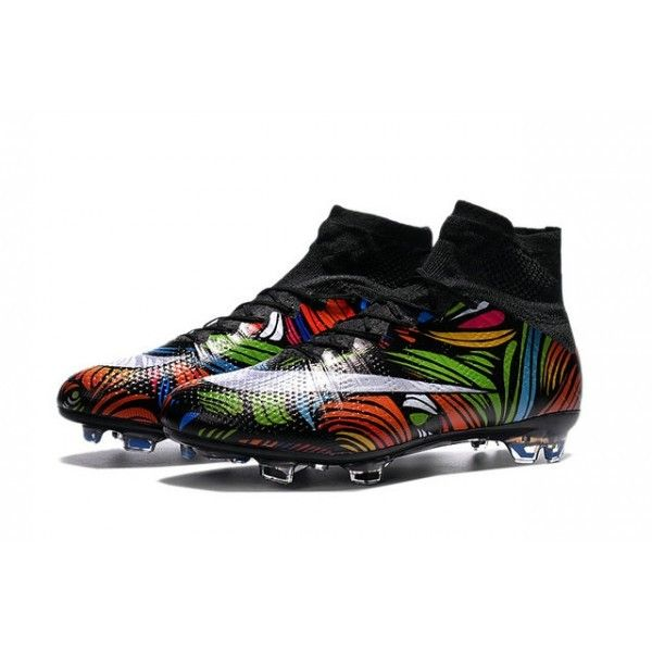 da56e041d247 2016 Nike Mercurial Superfly Mens Firm-Ground Soccer Cleats Black White  Green Blue Orange Pink Yellow