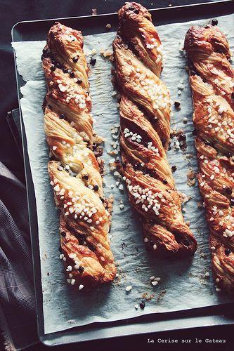 Sacristains | Food, Sweet recipes, Eat dessert