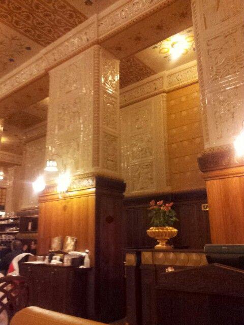 Prague art deco hotel