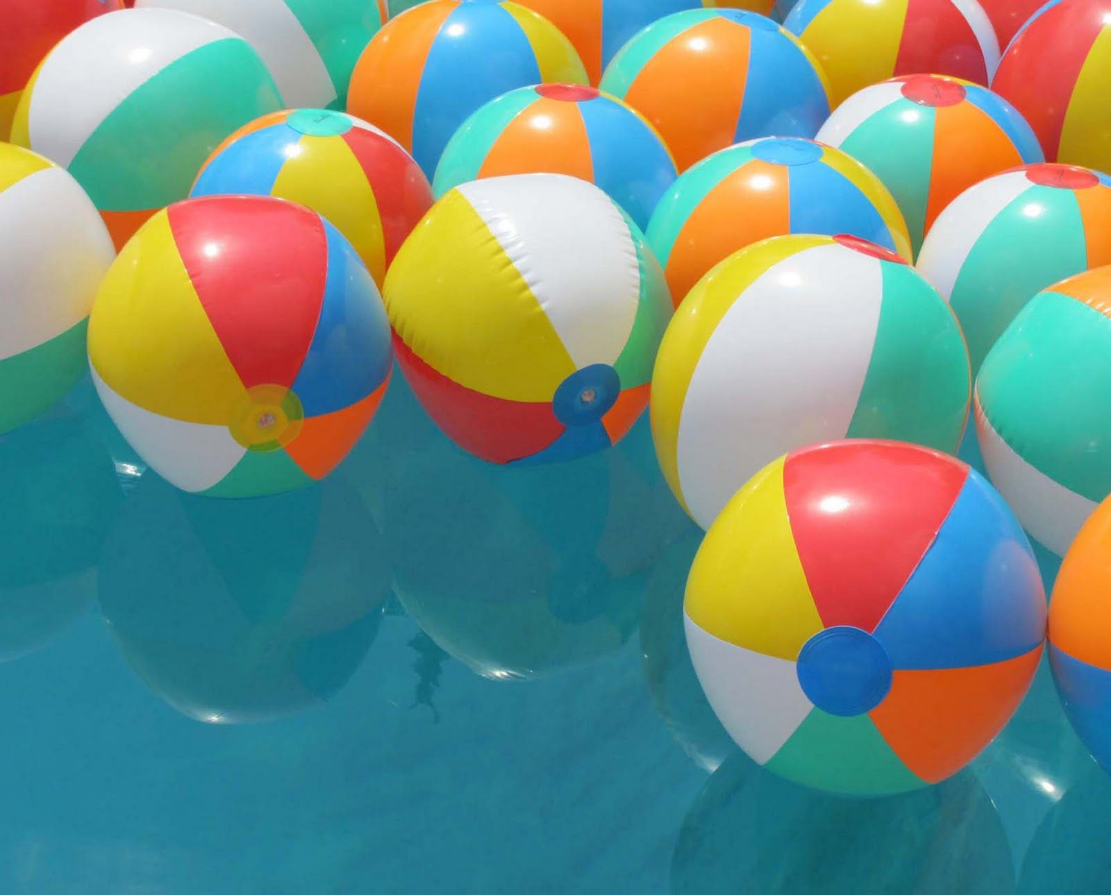 beach balls baby Colorful things Pinterest