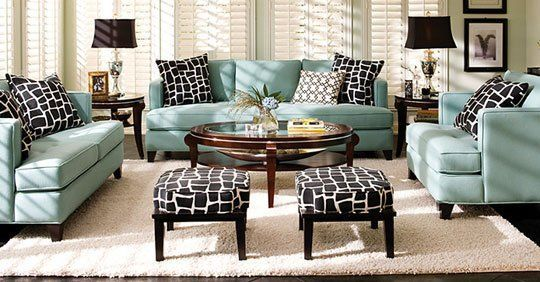 Raymour Flanigan Store Profile Contemporary Sofa Set Furniture Living Room Bedroom