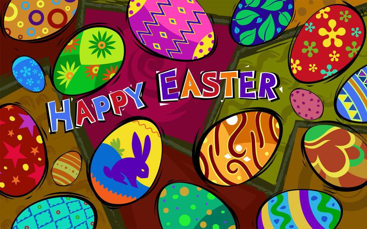 {HD} Easter Day Eggs Wallpapers Images Pictures Photos Pics For Whatsapp FB  Cover